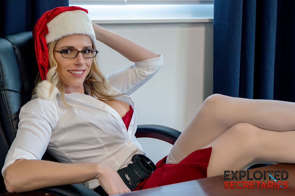 Late For The Office Christmas Party | Cory Chase